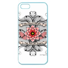 What Doesn t Kill You Apple Seamless Iphone 5 Case (color)