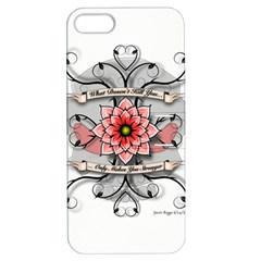 What Doesn t Kill You Apple iPhone 5 Hardshell Case with Stand