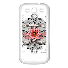 What Doesn t Kill You Samsung Galaxy S3 Back Case (white)