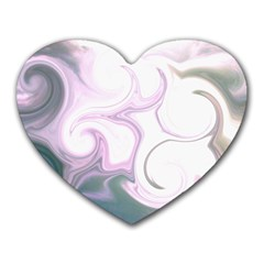 L105 Mouse Pad (Heart)