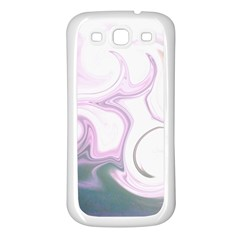 L105 Samsung Galaxy S3 Back Case (White)