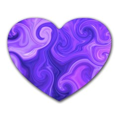 L107 Mouse Pad (heart)