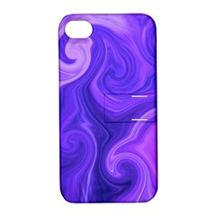 L107 Apple iPhone 4/4S Hardshell Case with Stand