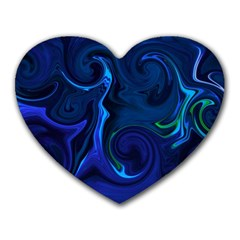 L108 Mouse Pad (Heart)