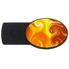 L110 2GB USB Flash Drive (Oval)
