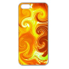 L110 Apple Seamless iPhone 5 Case (Clear)