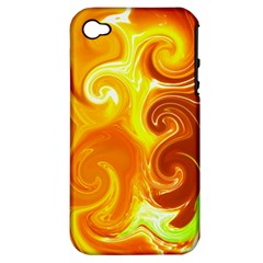 L110 Apple iPhone 4/4S Hardshell Case (PC+Silicone)