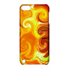 L110 Apple Ipod Touch 5 Hardshell Case With Stand