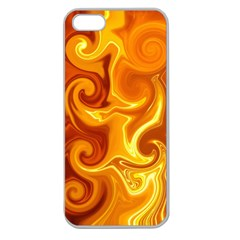 L111 Apple Seamless iPhone 5 Case (Clear)