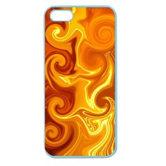 L111 Apple Seamless Iphone 5 Case (color)