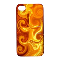 L111 Apple iPhone 4/4S Hardshell Case with Stand
