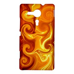 L111 Sony Xperia Sp M35H Hardshell Case