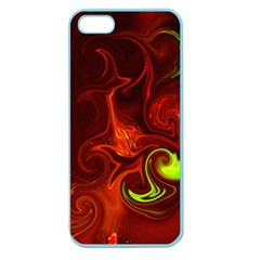 L112 Apple Seamless iPhone 5 Case (Color)