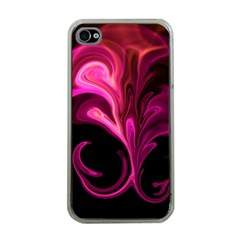 L113 Apple Iphone 4 Case (clear)