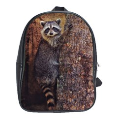 Raccoon School Bag (XL)