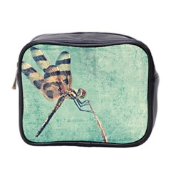 Dragonfly Mini Travel Toiletry Bag (Two Sides)