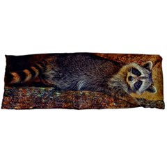 Raccoon Body Pillow Case Dakimakura (Two Sides)