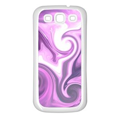 L116 Samsung Galaxy S3 Back Case (white)
