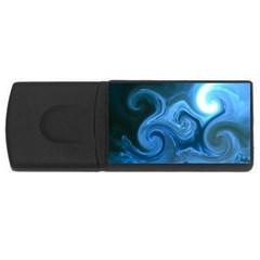L117 4GB USB Flash Drive (Rectangle)