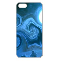 L117 Apple Seamless iPhone 5 Case (Clear)