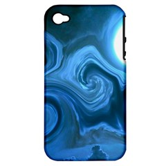 L117 Apple iPhone 4/4S Hardshell Case (PC+Silicone)