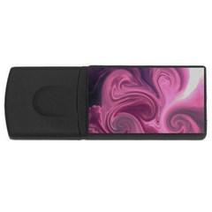 L120 2GB USB Flash Drive (Rectangle)