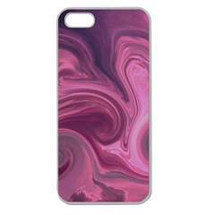 L120 Apple Seamless Iphone 5 Case (clear)