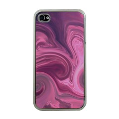 L120 Apple Iphone 4 Case (clear)