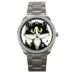 Curiouskitties414 Sport Metal Watch