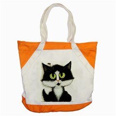 Curiouskitties414 Accent Tote Bag
