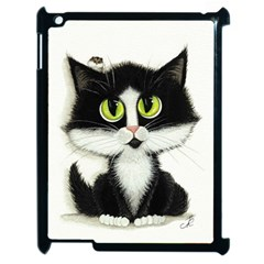 Curiouskitties414 Apple iPad 2 Case (Black)