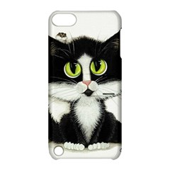 Curiouskitties414 Apple iPod Touch 5 Hardshell Case with Stand