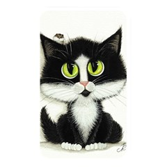 Tuxedo Cat By Bihrle Memory Card Reader (rectangular)