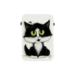Tuxedo Cat by BiHrLe Apple iPad Mini Protective Soft Case