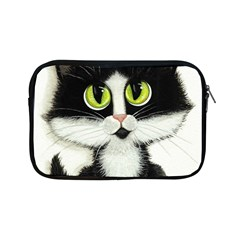 Tuxedo Cat By Bihrle Apple Ipad Mini Zipper Case