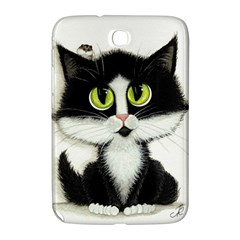 Tuxedo Cat by BiHrLe Samsung Galaxy Note 8.0 N5100 Hardshell Case