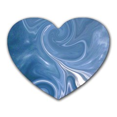L121 Mouse Pad (Heart)