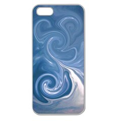 L121 Apple Seamless iPhone 5 Case (Clear)