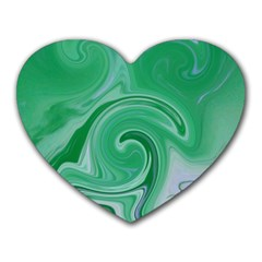 L124 Mouse Pad (heart)