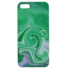 L124 Apple Iphone 5 Hardshell Case With Stand