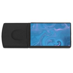 L125 4gb Usb Flash Drive (rectangle)