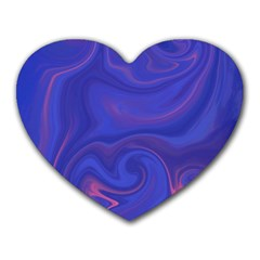 L128 Mouse Pad (heart)