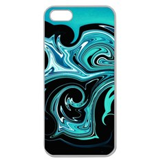 L130 Apple Seamless iPhone 5 Case (Clear)