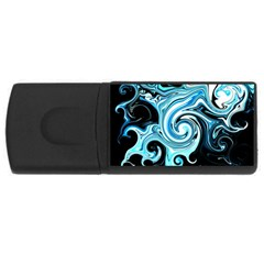 L131 4GB USB Flash Drive (Rectangle)