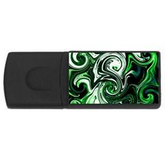 L132 2GB USB Flash Drive (Rectangle)