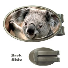 Koala Money Clip (Oval)