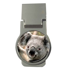 Koala Money Clip (Round)
