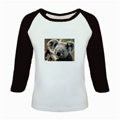 Koala Women s Long Cap Sleeve T-Shirt