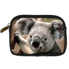 Koala Digital Camera Leather Case
