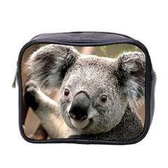 Koala Mini Travel Toiletry Bag (two Sides)